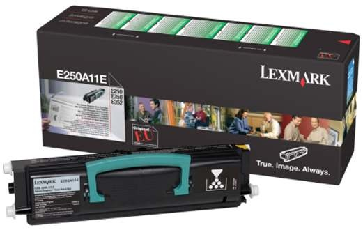 Lexmark Cartridge Black (E250A11E)