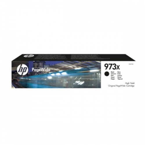 HP Ink No.973X Black (L0S07AE)