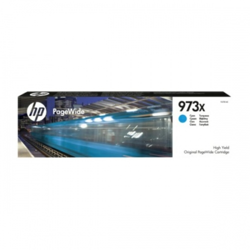 HP Ink No.973X Cyan (F6T81AE)