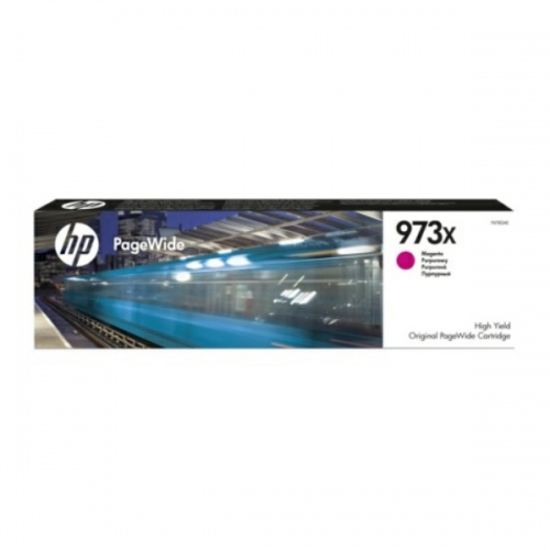 HP Ink No.973X Magenta (F6T82AE)