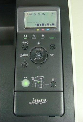 Printer Canon i-SENSYS LBP7660Cdn