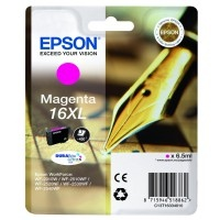 Epson Ink No.16XL Magenta HC (C13T16334010) 6,5ml