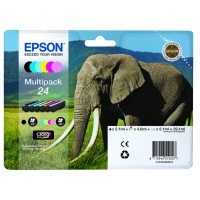Epson Ink Valuepack No.24 (C13T24284010) (C13T24284011)