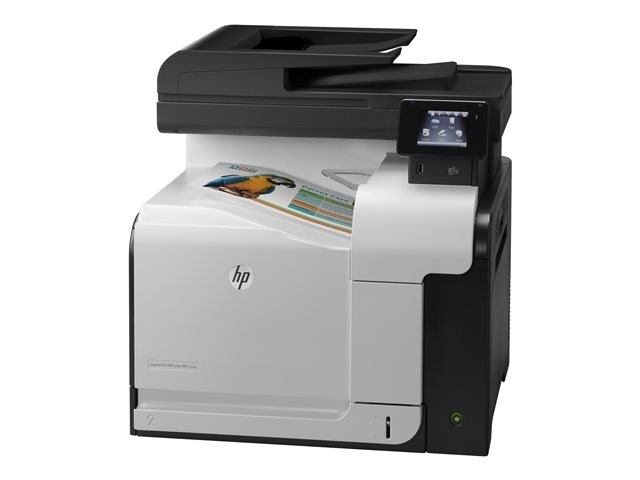 HP Color LaserJet  Pro 500 Color MFP M570dw