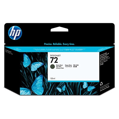 HP Ink No.72 Matte-Black (C9403A)