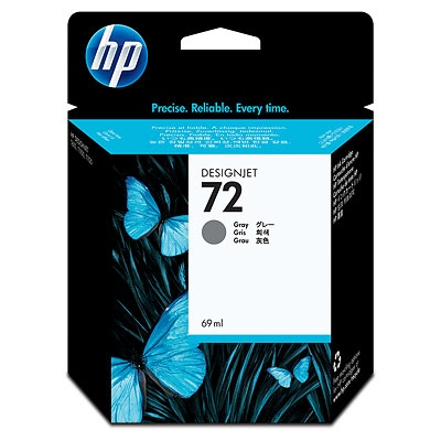 HP Ink No.72 Grey (C9401A)