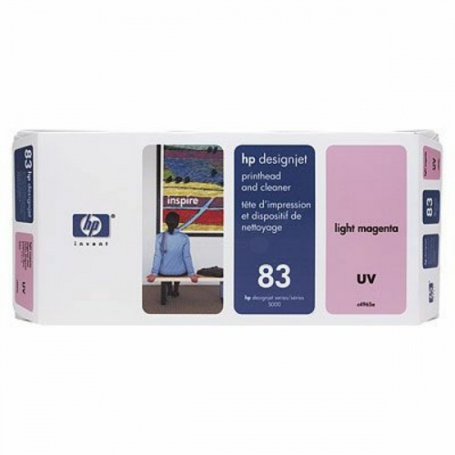 HP Printhead C4965A Light-Magenta No.83