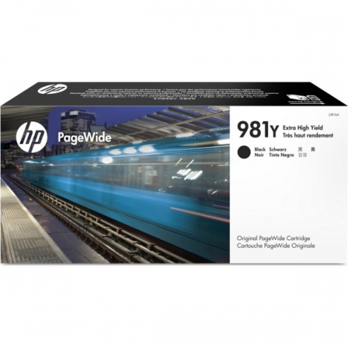 HP Ink No.981Y Black (L0R16A)