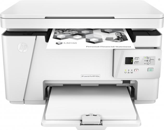 HP LaserJet Pro M26a MFP