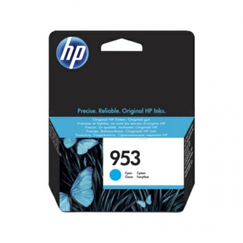 HP Ink No.953 Cyan (F6U12AE)