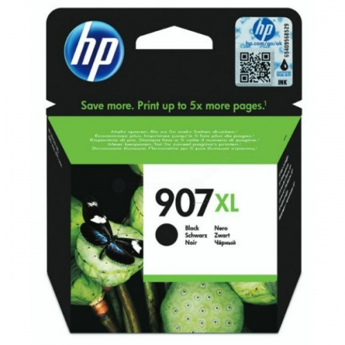 HP Ink No.907XL Black (T6M19AE)