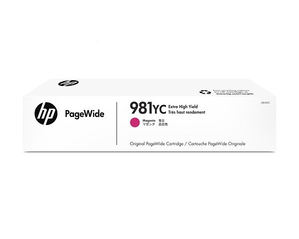 HP Ink No.981Y Magenta (L0R18YC)