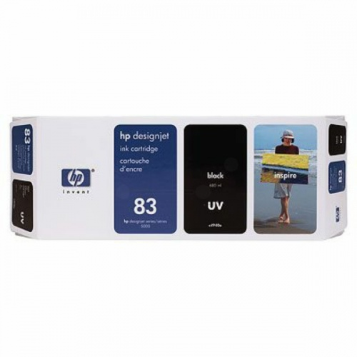 HP Ink C4940A No.83 Black (C4940A)