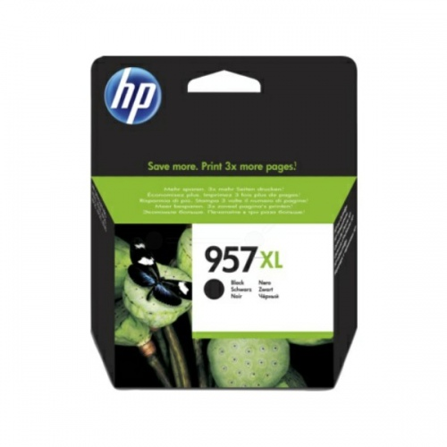 HP Ink No.957 XL Black (L0R40AE)