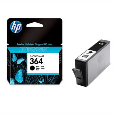 HP Ink No.364 Black (CB316EE)