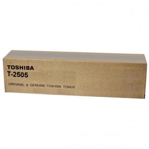 Toshiba Toner T-2505 (6AJ00000156) Alte OEM Nr 6AG00005084