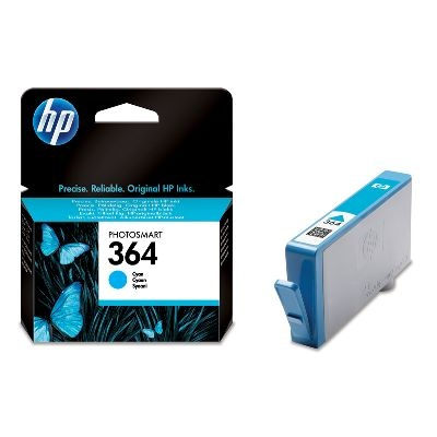 HP Ink No.364 Cyan (CB318EE)