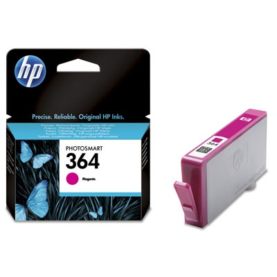 HP Ink No.364 Magenta (CB319EE)