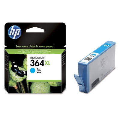 HP Ink No.364 XL Cyan (CB323EE) expired date