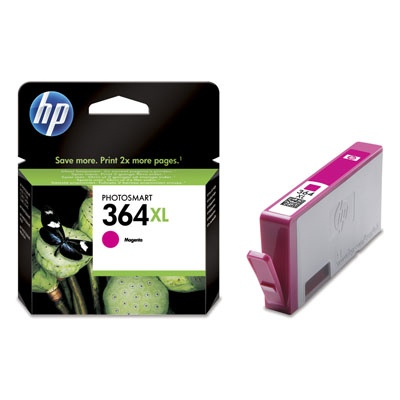 HP Ink No.364 XL Magenta (CB324EE)