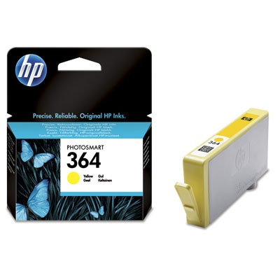 HP Ink No.364 XL Yellow (CB325EE)