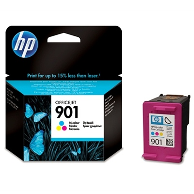 Hewlett-Packard Ink No.901 Tri-Color (CC656AE)