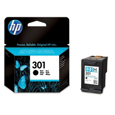 HP Ink No.301 Black (CH561EE)