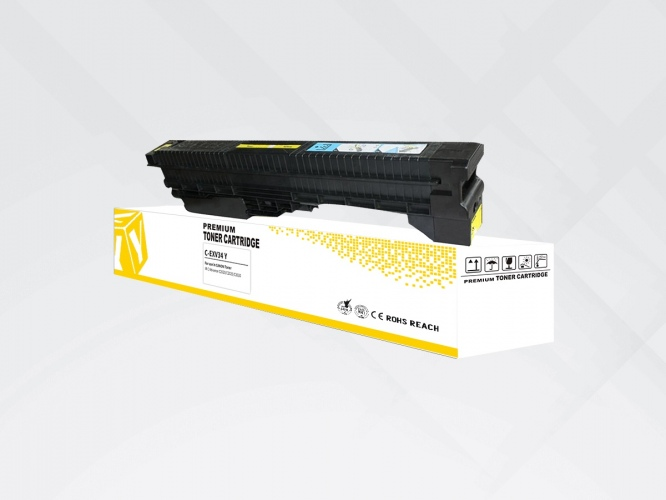 Compatible HYB Canon EXV34 YL Yelow, 16000 p.