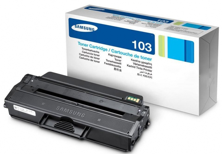 Samsung Cartridge Black (MLT-D103S/ELS)