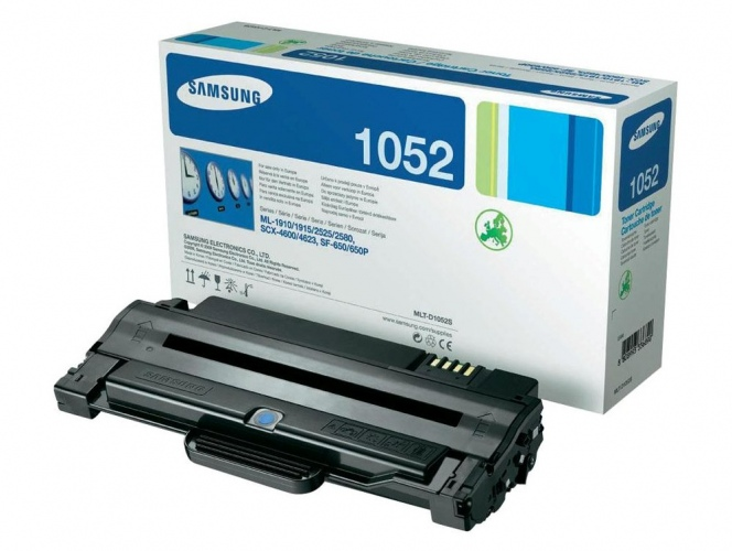 Samsung Cartridge Black (MLT-D1052L/ELS)