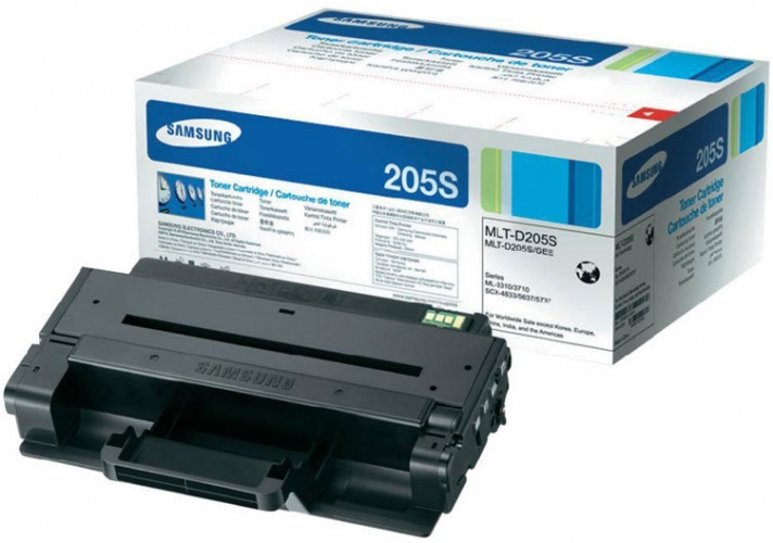 Samsung Cartridge Black (MLT-D205S/ELS)