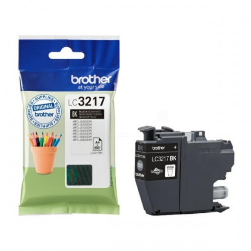 Brother Ink LC 3217 Black (LC3217BK)