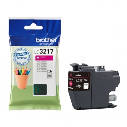 Brother Ink LC 3217 Magenta (LC3217M)