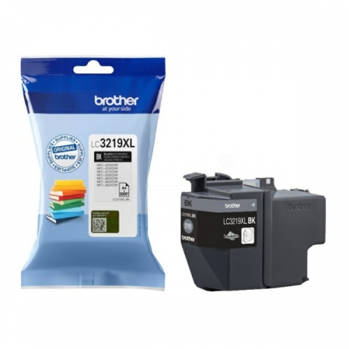Brother Ink LC 3219 Black (LC3219XLBK)