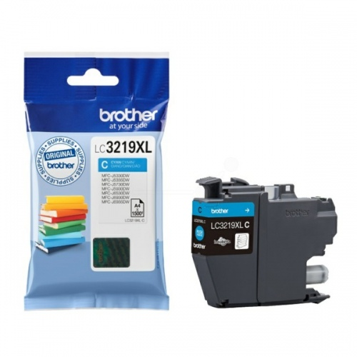 Brother Ink LC 3219 Cyan (LC3219XLC)