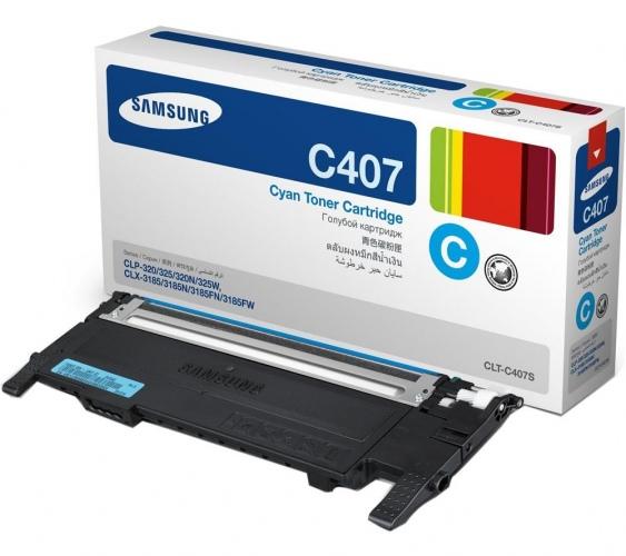 Samsung Cartridge Cyan CLT-C4072S/ELS (ST994A)
