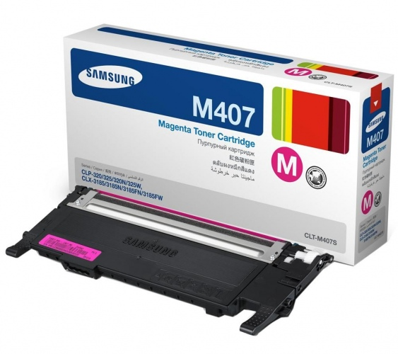 Samsung Cartridge Magenta (CLT-M4072S/ELS)