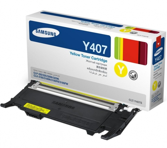 Samsung Cartridge Yellow (CLT-Y4072S/ELS)
