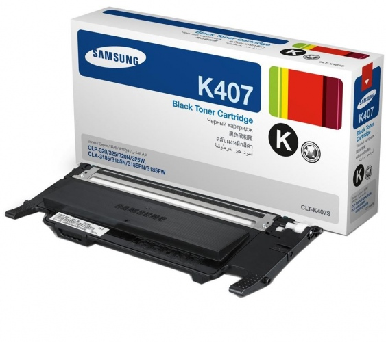 Samsung Cartridge Black (CLT-K4072S/ELS)