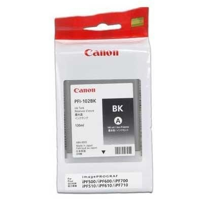 Canon Ink PFI-102 Black (0895B001)