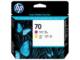 HP Printhead No.70 Magenta + Yellow (C9406A) Expired date