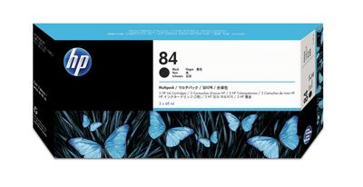 Hewlett-Packard 84 (C9430A) Multipack (C5016A x3)