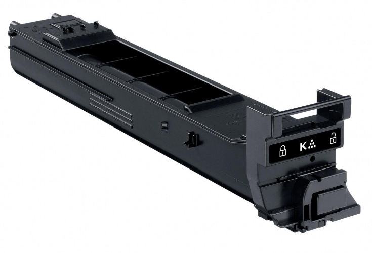 Konica-Minolta Cartridge MC4600 Black (A0DK151)