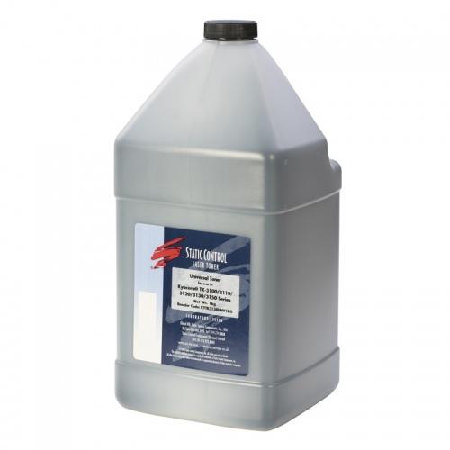 Static Control Toner powder Kyocera TK 1150/ 1160/ 1170/ 3100/ 3110/ 3130/ 3150