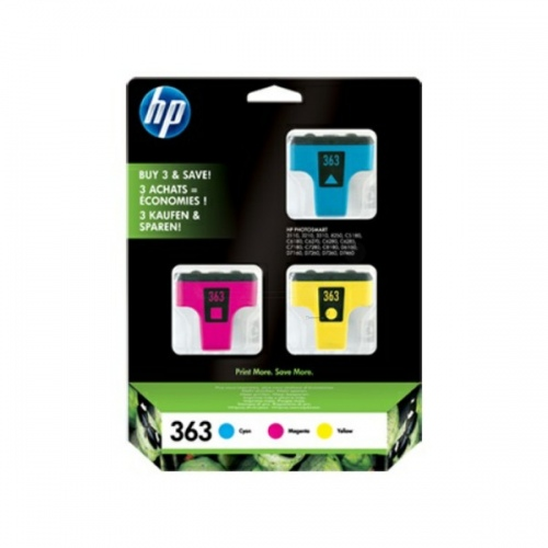 HP Ink No.363 3-Pack (CB333EE)