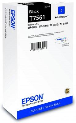 Epson Cartridge Black L (C13T756140)