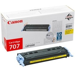 Canon Cartridge 707 Yellow (9421A004)