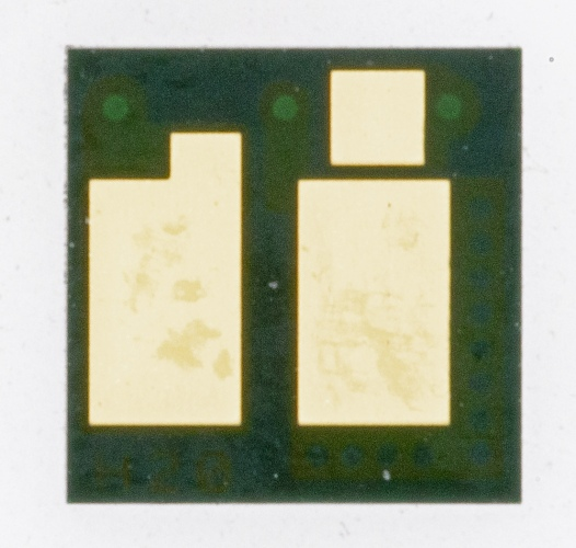 Chip Static-Control Hewlett-Packard 508A (CF361A) / Canon CRG-040