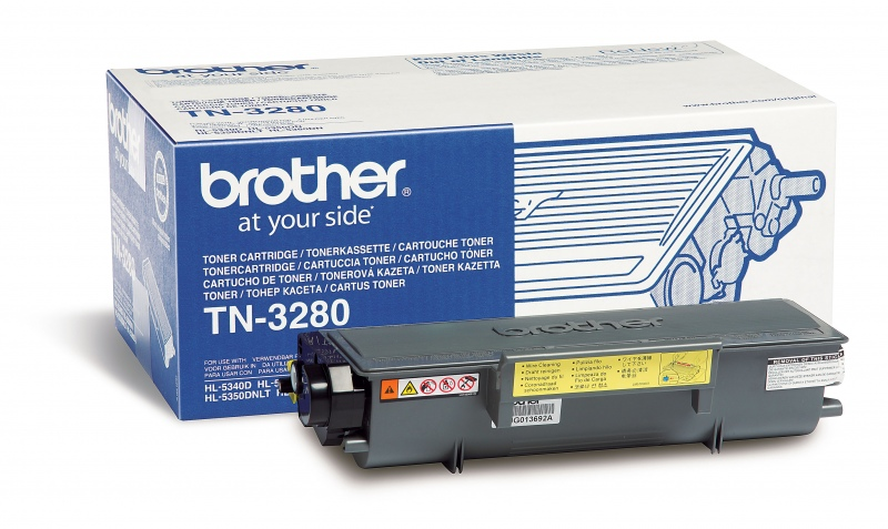 Brother Cartridge TN-3280 (TN3280)