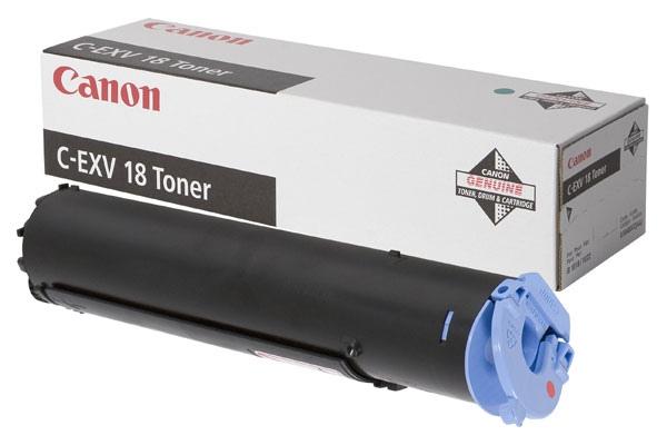 Canon Toner C-EXV 18 (0386B002)